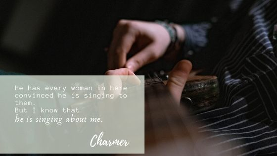 Charmer quote 1