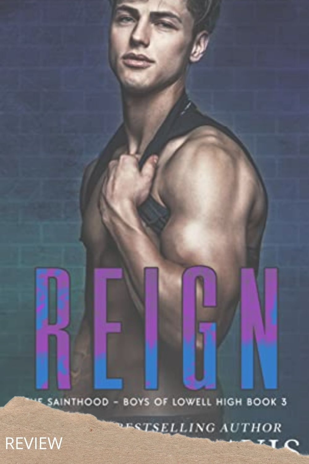 Reign Pin